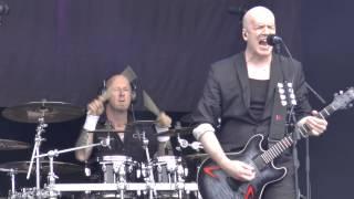 Devin Townsend Project - War - live at Lokerse Feesten 2014