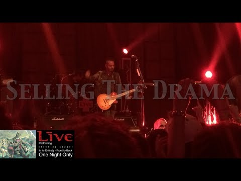 "LIVE - ""Selling The Drama"" at the 20th Anniversary of THROWING COPPER"