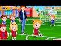 Baby Hazel Sports Day - Baby Hazel Play Football - Baby Games