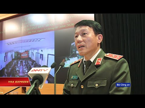 Truyền Hình VOA 15/1/20: Việt Nam Vinh Danh 3 Công An Chết Tại Đồng Tâm