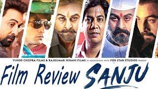 Sanju Movie Review by Saahil Chandel