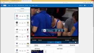 ★ How to get a FREE NBA League Pass! - March 2017 ★