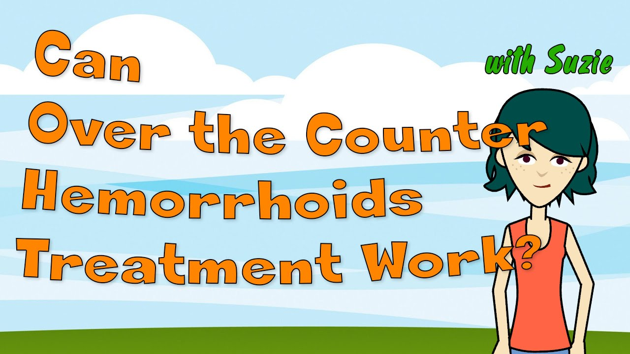 What Is The Best Hemorrhoid Treatment Over The Counter
