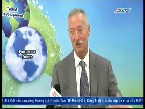 HTV7 - AMWAY Việt Nam Khánh Thành Nhà Máy 25 triệu USD tại Bình Dương