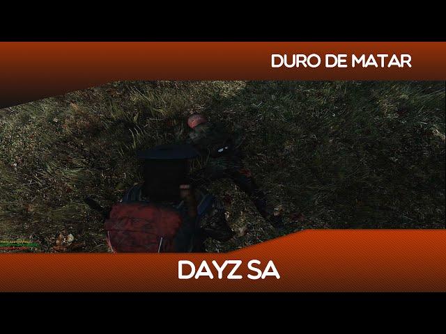 DayZ SA - Duro de Matar