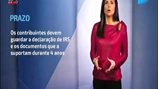 TVI 24 - Impostos? Eu Explico - Guarda de documentos