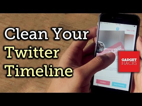 Quickest Way to Unfollow People & Clean Up Your Twitter Timeline [How-To]