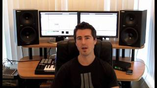 Vespers remixing Lady Gaga in Ableton Live, tutorial video 1