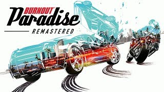 Burnout Paradise Remastered - Relembrando o Clássico XD [ Gameplay - PS4 Pro ]