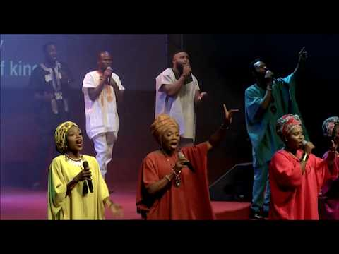 Fountain Worship Team - 'Majesty' by Ayotunde Adejumo