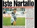 13.11.1993, Beşiktaş 0 - 1 Galatasaray (Osvaldo Nartallo Efsanesi)