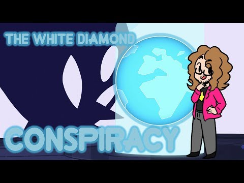 Steven Universe Theory - The White Diamond Conspiracy | Theory Thursday