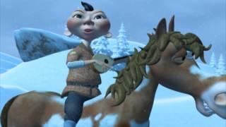 Казахские сказки - Сиқырлы тоң.  ҚАЗАҚША ЕРТЕГІЛЕР. Волшебная шуба