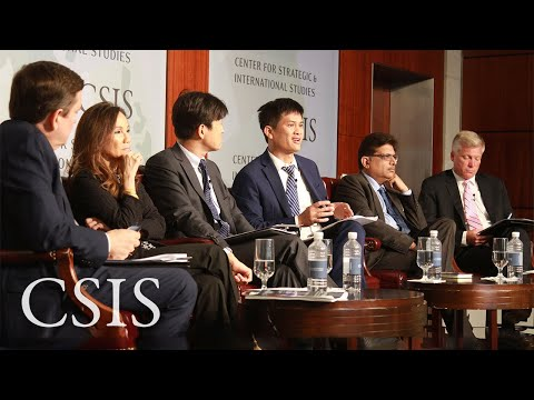Energy Investment and Infrastructure in Asia