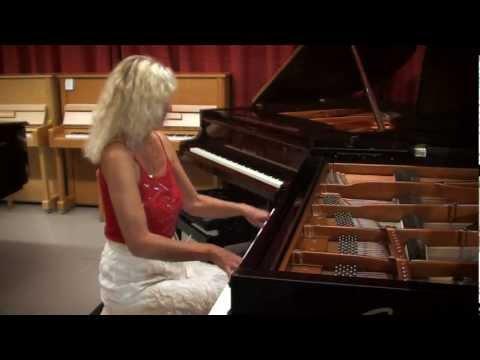Clive Richardson: London Fantasia - Heather Bellene