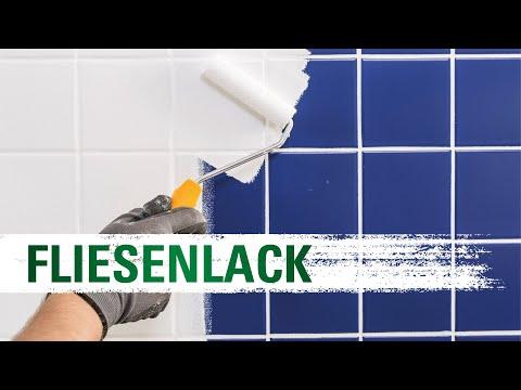 Fußboden Fliesen Streichen ~ Fliesen streichen mit fliesenlack youtube