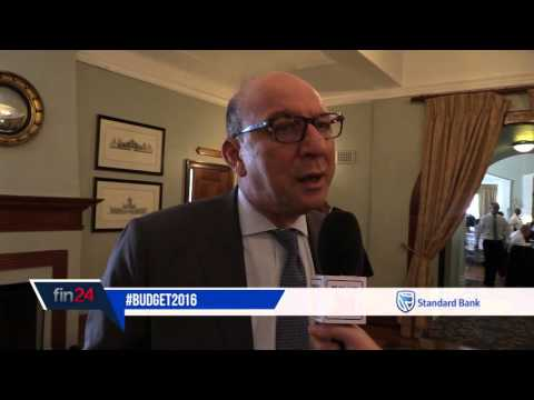 Trevor Manuel on the budget speech