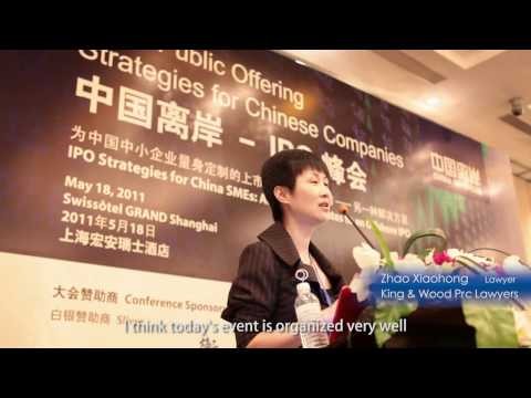 China Offshore - IPO Strategies for China SMEs: Alternative Routes to an Offshore IPO