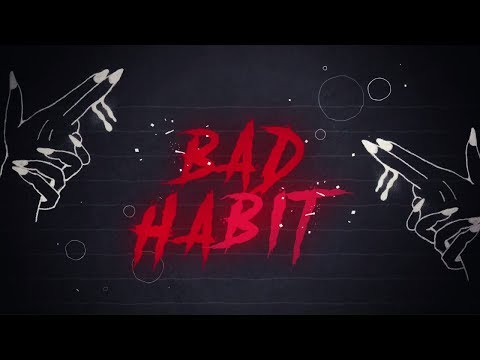 Triarchy ‒ Bad Habit 🔥 [Official Lyric Video]