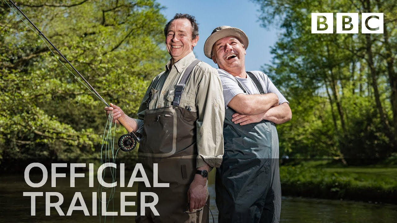 Mortimer & Whitehouse: Gone Fishing I Trailer I BBC