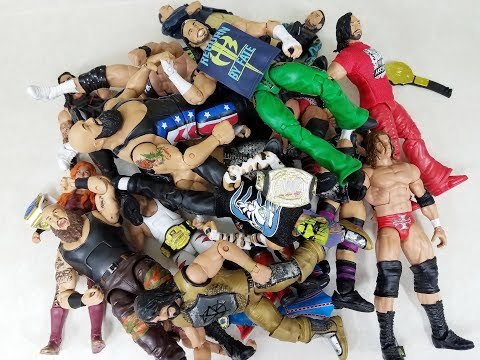 NEW FAVORITE WWE FIGURES!