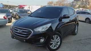 현대 투싼IX 수출 Tucson ix Hyundai