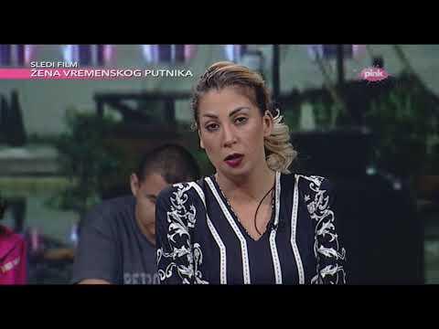 Zadruga 2, specijal - Nadežda priča da će potražiti pomoć stručnjaka - 16.08.2019.