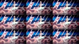 "Maddie Ziegler montage to ""Feel So Close (Radio Edit)"""
