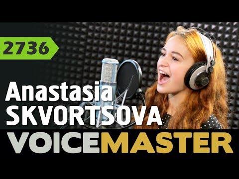 Anastasia Skvortsova - Crno I Belo (Kaliopi Cover)