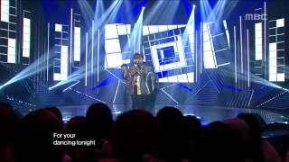 Cross Gene - La-di Da-di, 크로스진 - 라디다디, Music Core 20120630