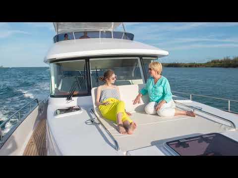 Features of the Summit 54 MotorYacht by Kadey-Krogen Yachts