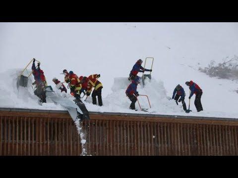 EXTREMWINTER: Nach dem Schneechaos droht das Hochwasser