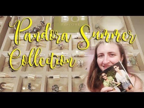 PANDORA SUMMER COLLECTION tutta la Collezione Pandora Estate 2017
