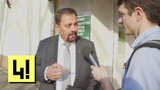 Előkerült egy videó, amin Pócs János a kazánba zárja egy roma alkalmazottját