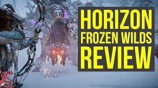 Horizon Zero Dawn Frozen Wilds Review - SPOILER FREE (Horizon Zero Dawn DLC Review)