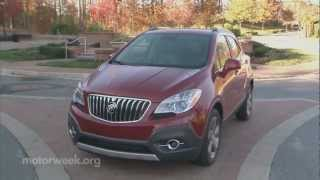 First Impressions: 2013 Buick Encore