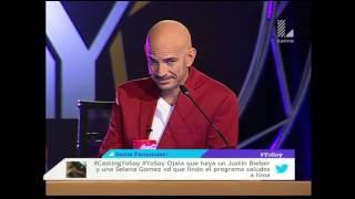 Guty Carrera destruyó en el escenario a Adolfo Aguilar al imitarlo