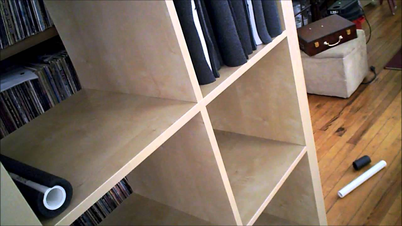 Expedit Build for Vinyl Storage  YouTube