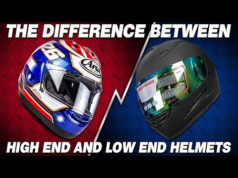 5094bac6 Cheap Motorcycle Helmets vs. Expensive: What's The Difference? | Sportbike  Track Gear