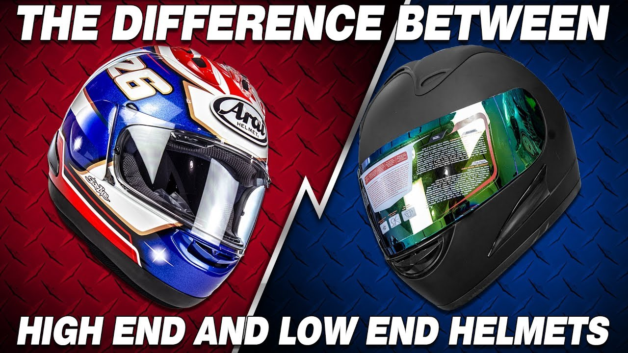 fresh styles new concept good looking Cheap Motorcycle Helmets vs. Expensive: What's The Difference? | Sportbike  Track Gear