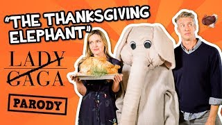 "Ignore The Thanksgiving Elephant: Lady Gaga ""Telephone"" Parody mp3"