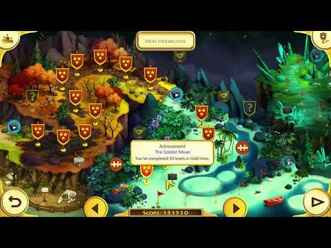 Just Playin' 12 Labours of Hercules IV Mother Nature Platinum Edition Lvl 3.5.  