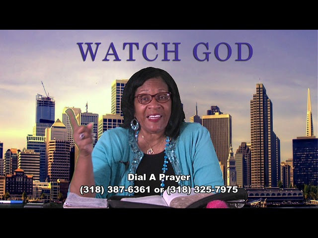 WATCH GOD 9 19