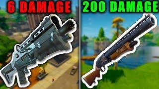 Fortnite: GET MORE DAMAGE WITH SHOTGUNS! (Fortnite Battle Royale Tips & Tricks)