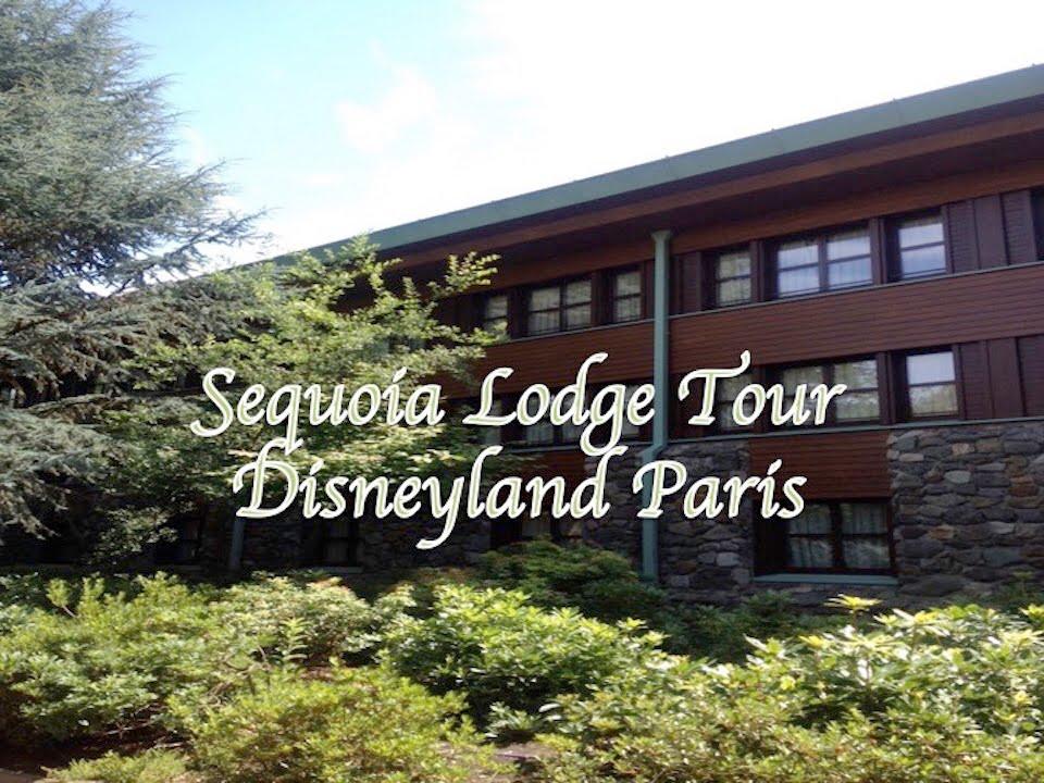 Hotel Sequoia Lodge Disney Paris