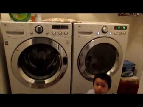 some helpful tips for the lg front loading washer u0026 dryer set youtube