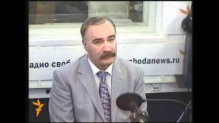 Руслан Аушев на Радио Свобода