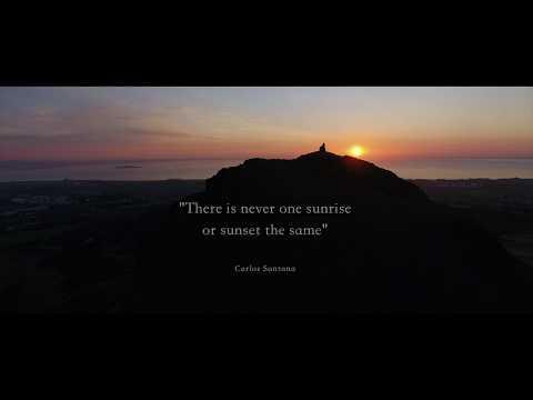 A Short Film : Edinburgh The Ultimate Sunrise