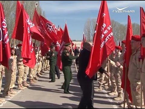 В 47 школах Тольятти появились юнармейские отряды