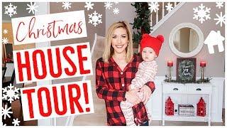 CHRISTMAS HOUSE TOUR 2018! 🏡🎄✨ NEW CHRISTMAS DECOR IDEAS! Brianna K + Myka Stauffer YouTube Moms